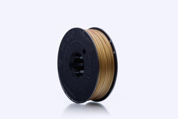 EcoLine PLA 1.75 250g – Antique Gold 1