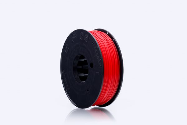 EcoLine PLA 1.75 250g – Neon Red 1
