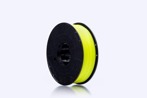 EcoLine PLA 1.75 250g – Neon Yellow 1