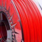 Swift PET-G 1.75 – Neon Red 3